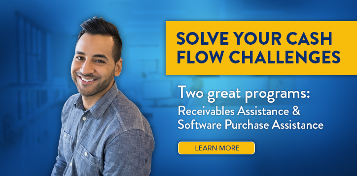 Solve your cash flow challenges